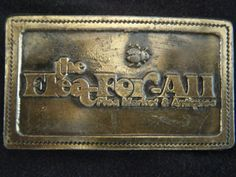 Vintage Flea For All  Flea Market and Antiques by BeltBuckleQueen, $21.00