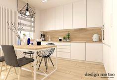 Kuchnia styl Skandynawski - zdjęcie od design me too - Kuchnia - Styl…