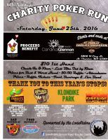 St. Charles, MO - June 25, 2016: LoneRiders 6th Annual Charity motorcycle Poker Run. Benefits the Cardinal Glennon Children's Hospital and the Ronald McDonald House of St Louis.