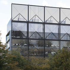 Baukunst . Bruther . Frame Media House . Brussels (5)