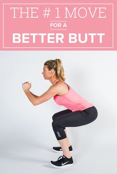Tone and sculpt your butt with this simple and easy move!