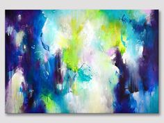 Original art XXL abstract painting large paintings