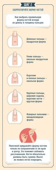 Лучшая инструкция для идеального вида ногтей. Shopping, Art, Kunst, Gcse Art, Sanat