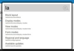 [ #Drupal ]- The Coffee Module Makes Life Easier for Drupal Admins