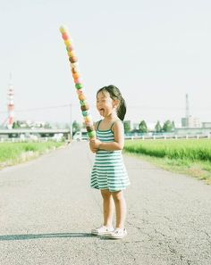 "Japanese photographer and dad Nagano Toyokazu has created a funny photo series titled ""Photogenic Princess"" of his two little girls..."