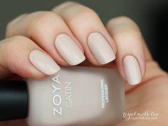Zoya Ana: Naturel Satins