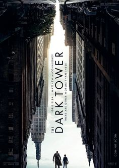Brad and I loved the whole Dark Tower series of books and talked about them profusely. While I don't know how this movie will turn out, I know that he and I would have gone to see it together. I'm sure of that.  ❤️