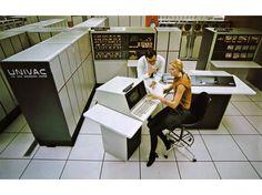 Remington Rand UNIVAC 1110, 1972.