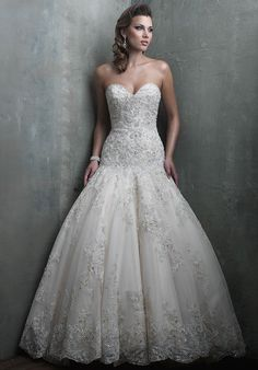 Allure Couture C301 Wedding Dress - The Knot