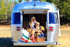 Airstream & Pendleton. Your dreams came true. | Pendleton Woolen Mills
