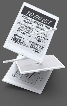 """""""We wanted the product to represent the sort of limitlessness of paper,"""" said Solberg.     The reMarkable tablet is original and ambitious, unlike pretty much all the other ones 