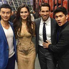 @iko.uwais at Jackie Chan Movie action week #IkoUwais #JackieChan #ScottAdkins #TigerChen #CelinaJade #TripleThreat #Silat #MartialArts #Shanghai #China