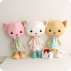 three little kitties | Flickr - Photo Sharing!