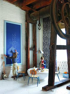 Making Over the Kids' Rooms: Martha Stewart Living's Kevin Sharkey Tells Us How