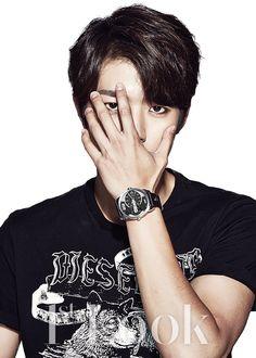 #Infinite #SungYeol #1st Look Magazine