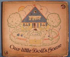 My Vintage Dollhouses: Our Little Doll's House