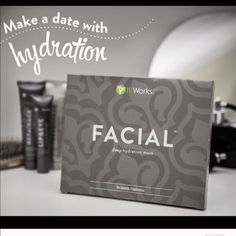 It Works Facial Wrap It Works Facial Wrap $25 each Other