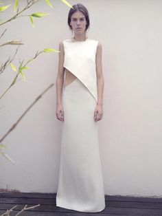 esteban cortazar, would make a cool wedding dress