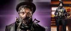 Steampunk Undertaker, Face Off, Syfy, Emily Serpico