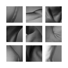 NINE IMAGES OF THE FEMALE BODY  ROWAN OLIVER