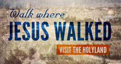 June 10-19, 2016. Don't miss this opportunity to walk where Jesus walked! Sign up at www.hbu.edu/visitisrael.