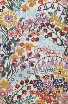 print & pattern: FABRICS - liberty kids prints AW17