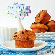 Briose aperitiv cu oua de prepelita si kaizer - simonacallas Muffin, Breakfast, Morning Coffee, Muffins, Cupcakes