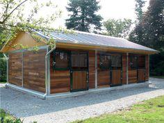 Röwer & Rüb equine barns