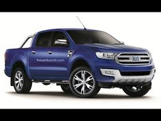 2016 Ford Ranger redesign  concept - Seeing as how  this is simply a concept,  there are no specs to report  on.      Credits to  Theophiluschin.com