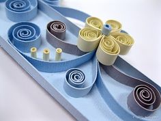 Quilling, I have got to try my hand at this