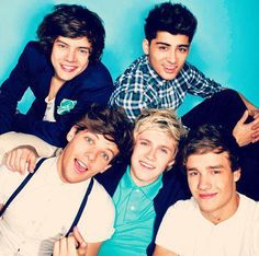 - One Direction!!!