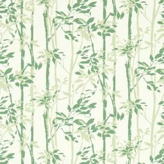 Beechgrove Wallpaper A forest scene, painted in olive, green and chalk, a loose style and rotary printed for depth of colour. Fantastic for hallways and dining rooms. Flamingo Wallpaper, Striped Wallpaper, Rose Wallpaper, Fabric Wallpaper, Wallpaper Roll, Feature Wallpaper, Verde Vintage, Painted Rug, Wallpaper Calculator