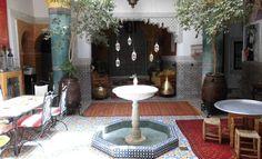 Riad Bibtia Marrakech  #Riad #Marrakech #Maroc #Webotrip