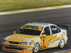Vauxhall / Opel Vectra B 1207 1996 South African Super Touring Championship