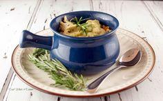 Rosemary Chicken & Dumplings #recipe via Dad What's for Dinner http://www.yummly.com/recipe/Rosemary-Chicken-and-Dumplings-1382687