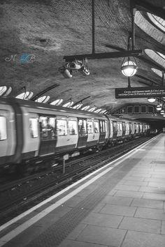 London Underground BLOG — Naomi Bills Photography