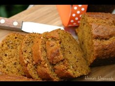 How to make pumpkin bread recipe easy from scratch