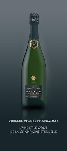 VVF ~ Never tasted it. Yet. #Champagne Bollinger