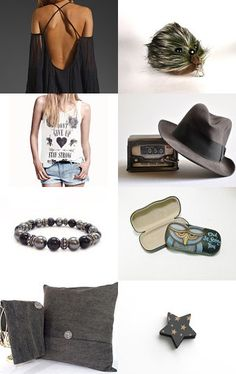 A jewelry by NaLa Etsy treasury ... https://www.etsy.com/treasury/NzQ0NzM5M3wyNzI0NzYwNjQy/front-and-back-up-and-down #jewelry #fashion #crafts #handmade #gifts #home