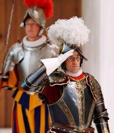 Cristianità — bellver123: Guardie Svizzere