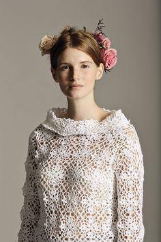Ravelry: Rose pattern by Marie Wallin