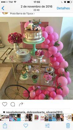 22nd Birthday, Baby First Birthday, Birthday Celebration, Birthday Parties, Birthday Ideas, Simple Birthday Decorations, Hawaiian Party Decorations, Shower Party, Baby Shower