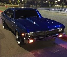 Custom Muscle Cars, Chevy Muscle Cars, Pickup Car, Stone Cold Steve, Chevy Nova, Trucks, Car Images, Top Cars, American Muscle Cars