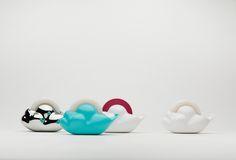 merry cloud tape dispenser by gongdreen