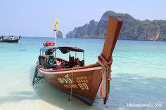 Ai vai, o roteiro ideal para 15 dias na Tailândia. Um roteiro com um pouco de tudo: desbravar Bangkok, curtir praias maravilhosas