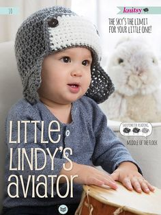 Little Lindys Aviator Hat