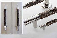 The Turnstyle Designs Combination Amalfine Cabinet D Handles Collection