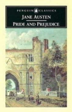 Pride and Prejudice by Jane Austen - Elizabeth Bennet is determined to dislike Mr Darcy - the most handsome and eligible bachelor matched only by Mr. Darcy's arrogant pride. Their first impressions give way to truer feelings in a comedy profoundly concerned with happiness and how it might be achieved. This story is one of the most perfect, most pleasurable and most subtle -and therefore, perhaps, most dangerously persuasive -of romantic love stories. From Titlepeek