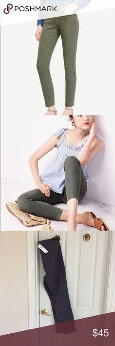 Ann Taylor skinny ankle jeans. Ann Taylor skinny ankle jeans. NWT. Ann Taylor Jeans Ankle & Cropped