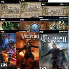 Plethora of Paradox Games [Download]
